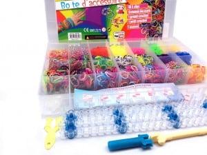 Набор для плетения браслетов (Макси)