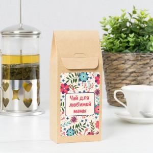 Подарочный чай «Чай для любимой мамы» стоимость