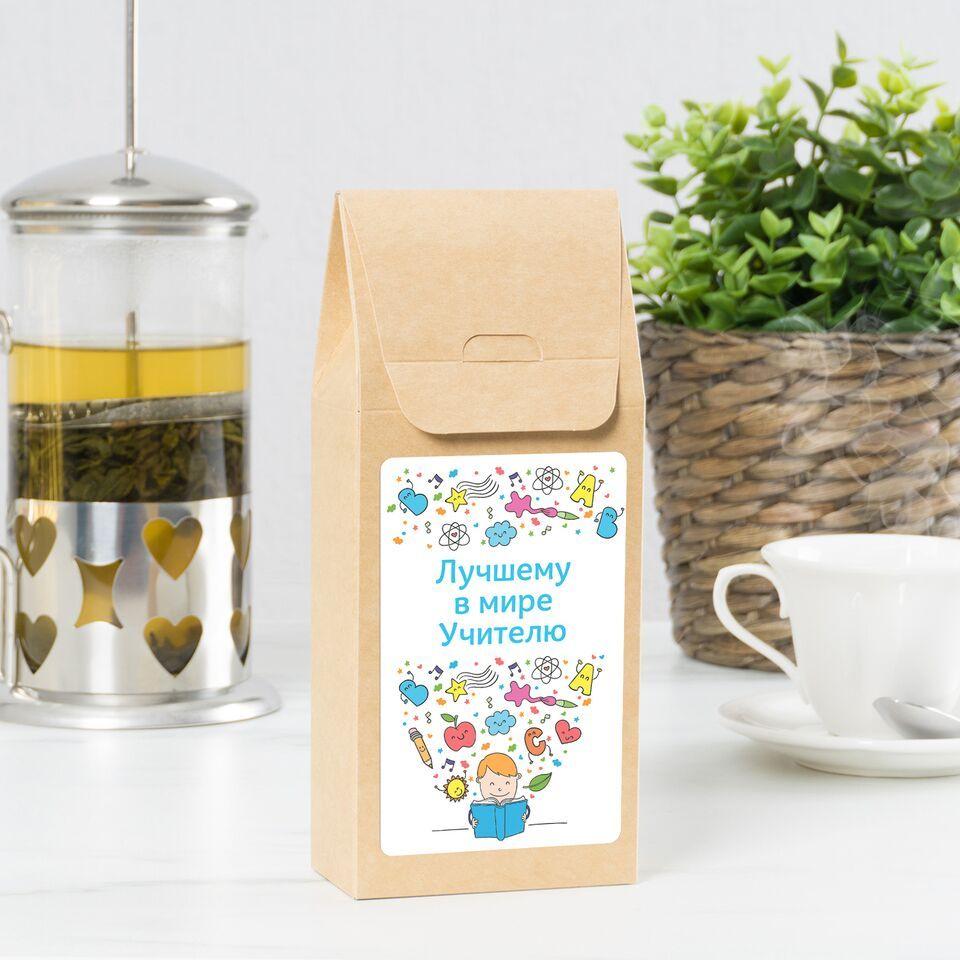 Подарочный чай «Лучшему в мире учителю»