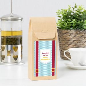 Именной чай «Дедушкин чай» стоимость