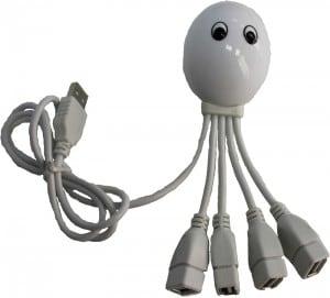 USB хаб *Осьминог*