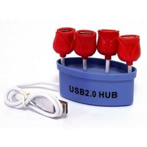 USB хаб *Тюльпаны*