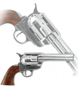 Револьвер Кольт сигнальный револьвер блеф наган