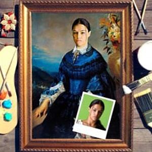 Фото - Портрет по фото *Баронесса* портрет по фото баронесса