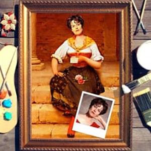 Портрет по фото *Письмо* портрет по фото римская леди