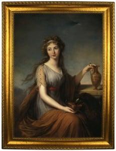 Портрет по фото *Богиня юности* евгений лукин портрет кудесника в юности сборник