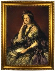 Портрет по фото *Портрет великой княгини* портрет по фото римская леди