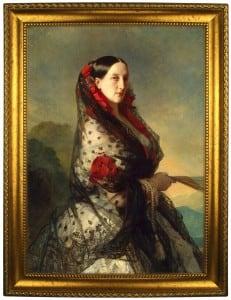 Портрет по фото *Великая княгиня* портрет по фото римская леди