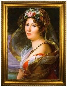 Фото - Портрет по фото *Констанция* портрет по фото баронесса