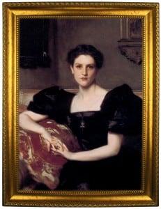 Портрет по фото *Элизабет* портрет по фото римская леди