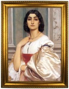 Портрет по фото *Римская леди* портрет по фото римская леди