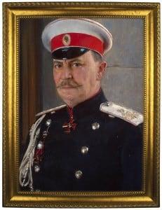 Портрет по фото *Генерал-лейтенант*