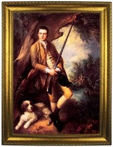 Фото - Портрет по фото *Охотник с ружьем* портрет по фото мужчина с шпагой