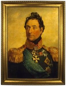 Портрет по фото *Генерал-губернатор*