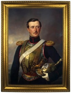 цена на Портрет по фото *Генерал Шувалов*