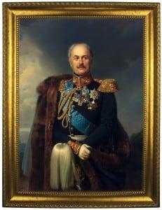 Портрет по фото *Генерал от инфантерии*