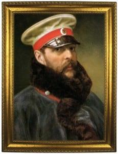 Портрет по фото *Император Александр II* александр захарченко фотографии…лет