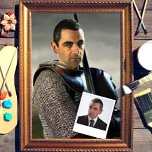 Портрет по фото *Рыцарь*