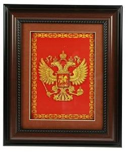 """Настенное панно """"Герб России"""""""