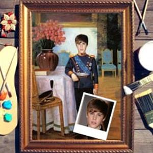 Фото - Портрет по фото *Маленький принц* портрет по фото маленький ангелочек