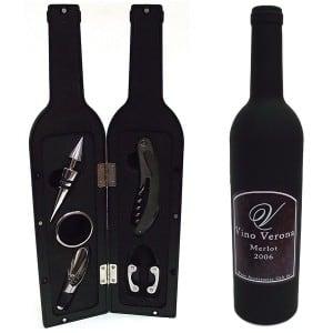 Винный набор *Бутылка вина* большой wine tools винный набор 5 пр бутылка глянцевая с красной пробкой