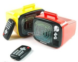 Будильник «Телевизор»