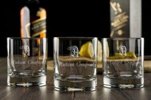 Набор бокалов для виски Именной именной набор для выращивания свадебного дерева